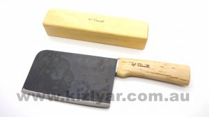 H. Roselli R730 Chinese Butchers Cooks Meat Cleaver Knife